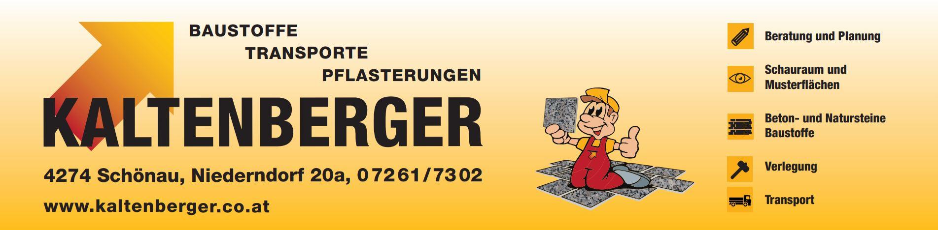 Sponsor Kaltenberger Gerhard