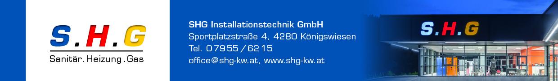 Sponsor SHG Königswiesen