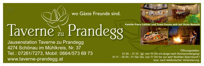 Sponsor Taverne zu Prandegg