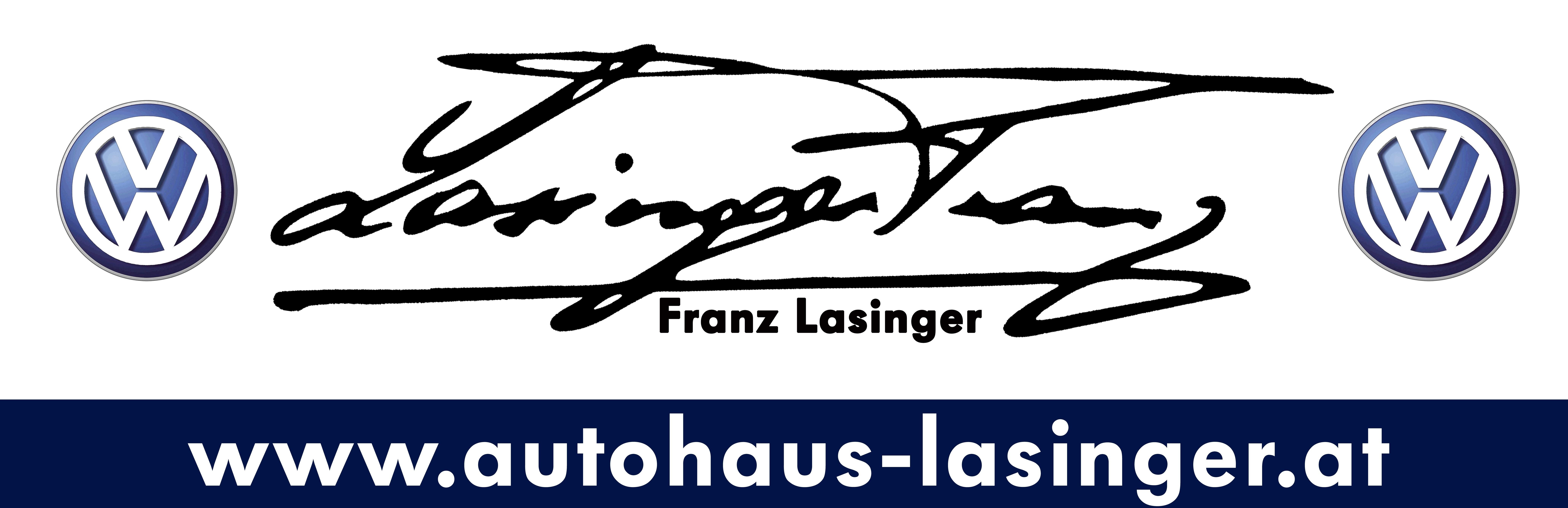 Sponsor Autohaus Lasinger